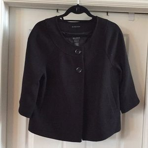 Black jacket never worn